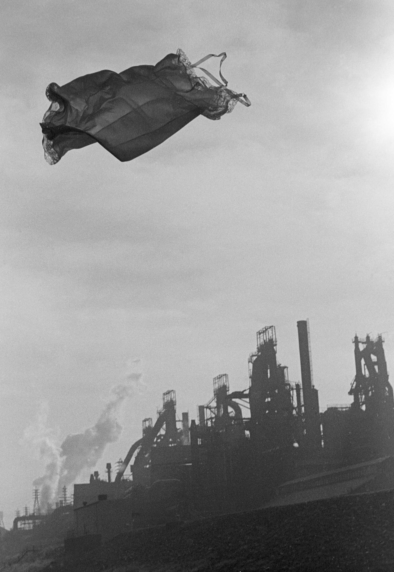 Black Cloud, 1996 (Industrial)