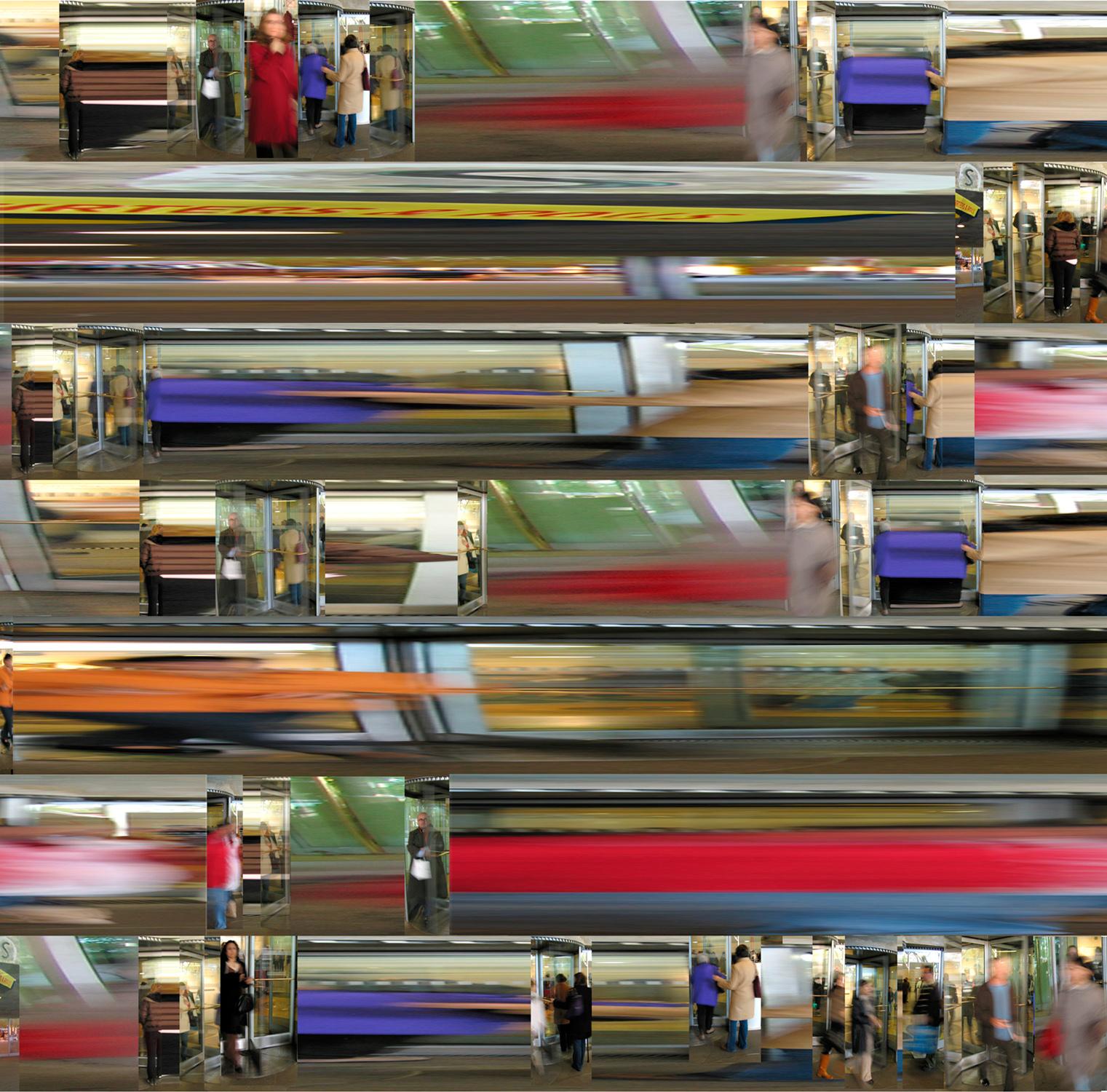 Revolution Squared, 2006 (Multipanel)