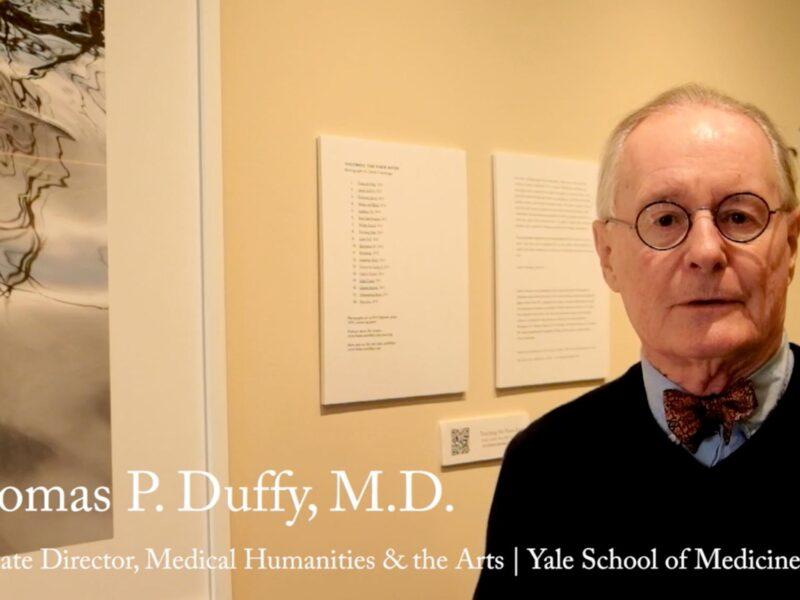 Sensing Nature Thomas P. Duffy M.D. Video Still